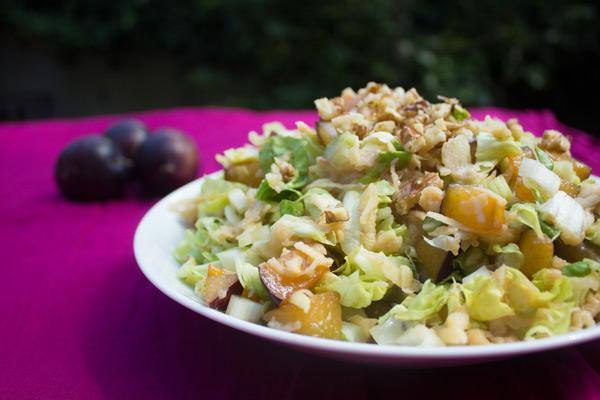 Norman Walker's #22 Salad with Celery and Prunes