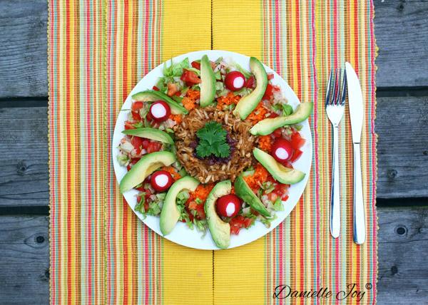 Norman Walker's #2 Salad